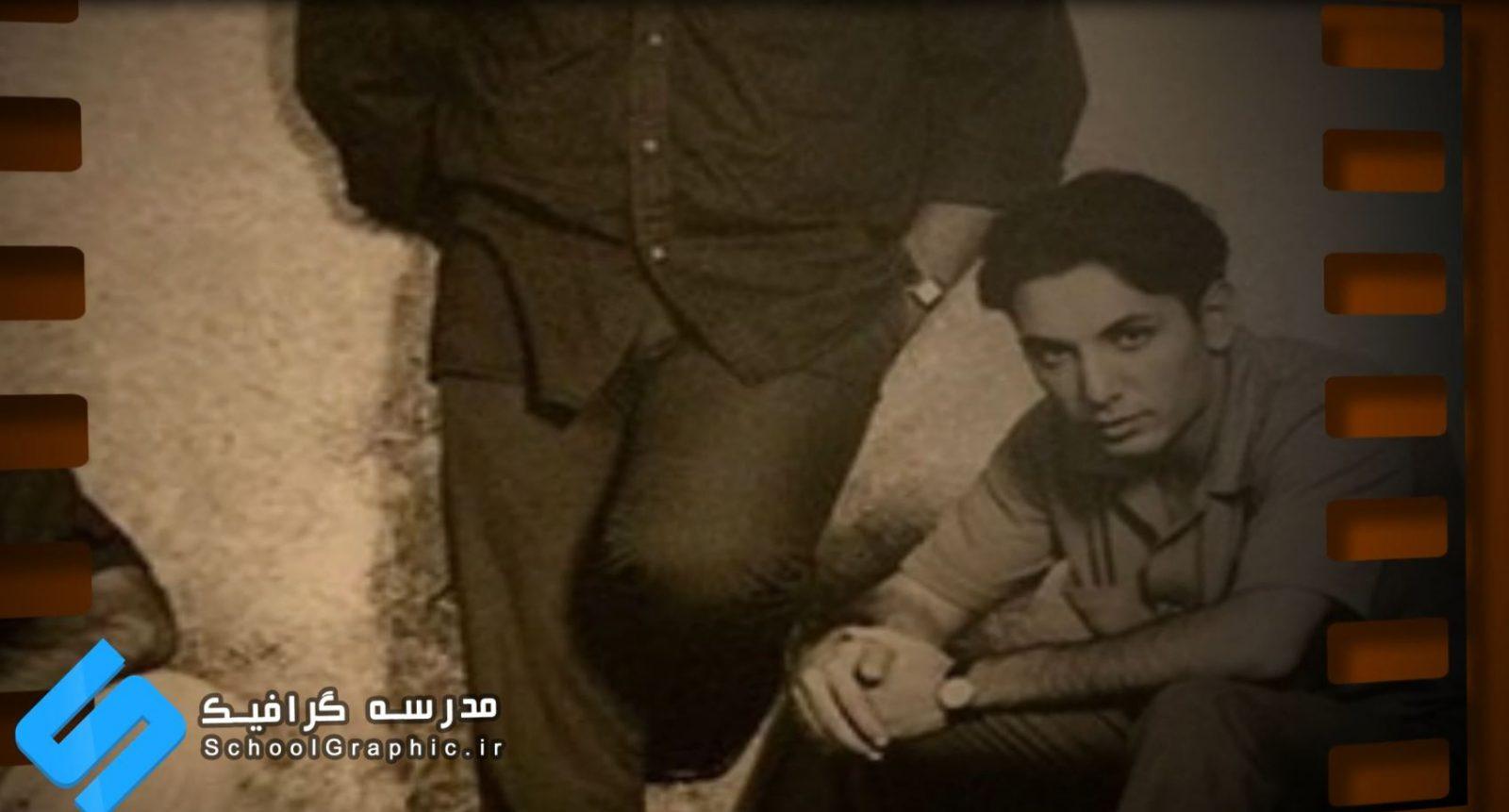 پروژه ی آماده ی فارسی افترافکت اسلایدشو تصاویر قدیمی