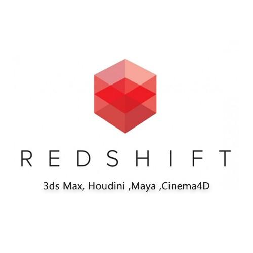 موتور رندر REDSHIFT V3.0.16 برای نرم افزار های سه بعدی
