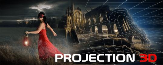 دانلود اسکریپت Projection 3D برای افترافکت