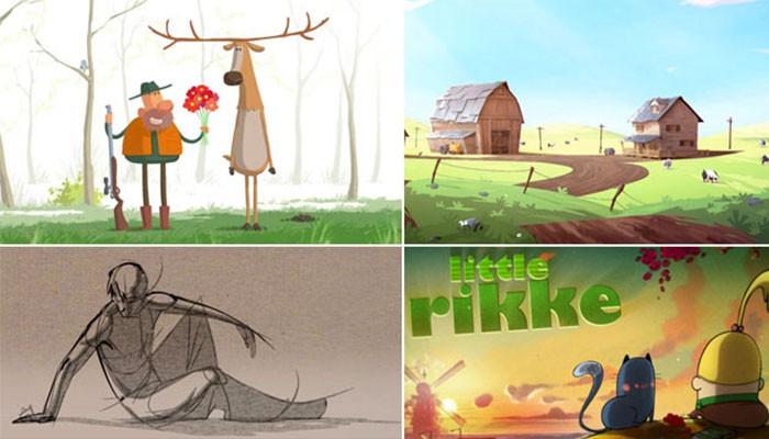 3 - انواع سبک های انیمیشن سازی