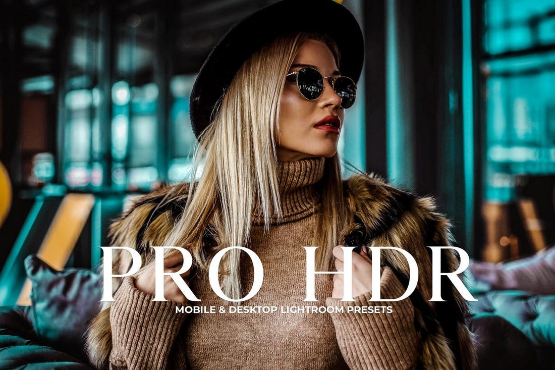 Pro HDR Collection Lightroom Presets 4 - تفاوت فتوشاپ و لایت روم