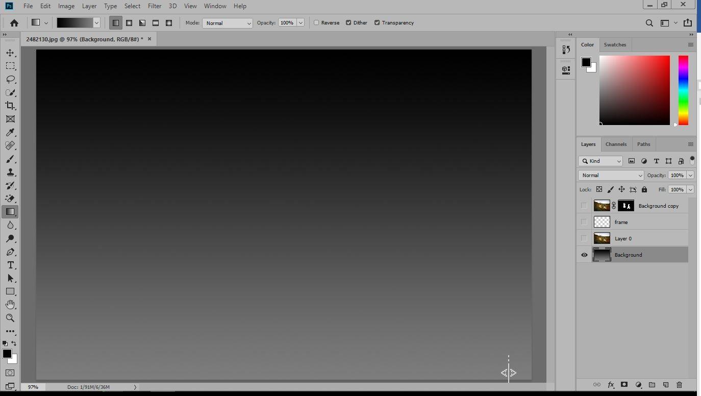 آموزش سه بعدی کردن تصاویر در فتوشاپ