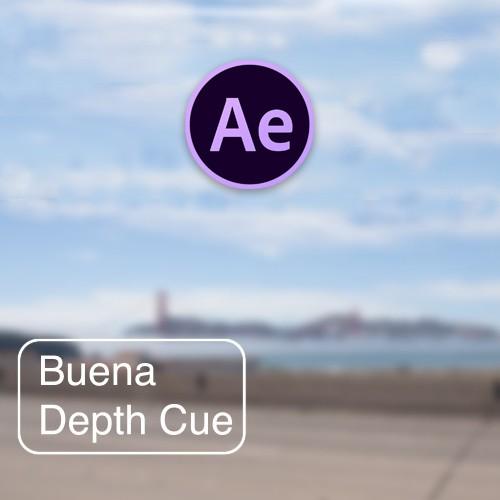 مجموعه پلاگین Buena Depth Cue برای افترافکت